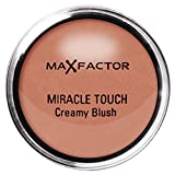 Max Factor Miracle Touch Creamy Blush for Women, # 03 Soft Copper, 0.40 Ounce