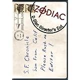 Zodiac: The Director's Cut (Two-Disc Special Collector's Edition) ~ Mark Ruffalo
