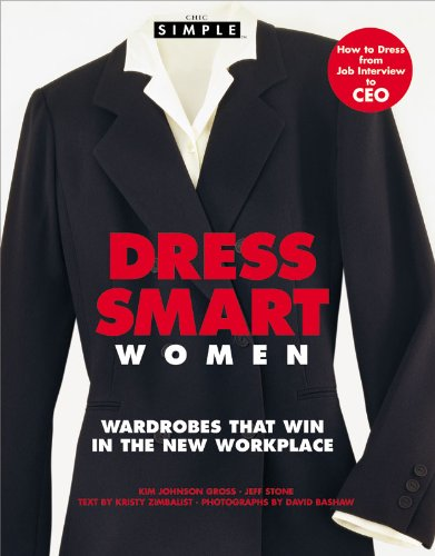 Chic Simple Dress Smart Women: Wardrobes That Win In The New Workplace front-904414