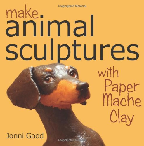 Easy Paper Mache Recipe http://www.dragonfigurinedepot.com/make-animal-sculptures-with-paper-mache-clay-how-to-create-stunning-wildlife-art-using-patterns-and-my-easy-to-make-no-mess-paper-mache-recipe/