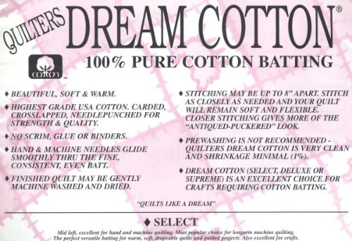 quilters-dream-natural-cotton-batting-select-loft-throw