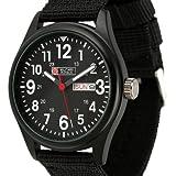 ESS® - Military Royale - Fliegeruhr Herren Uhr Armbanduhr MR051 / sonderpreis