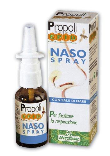 Specchiasol Linea Difesa e Benessere Vie Respiratorie EPID Spray Nasale 20 ml