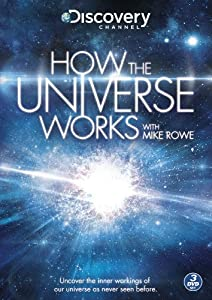 How The Universe Works With Mike Rowe: Season 1 [DVD]