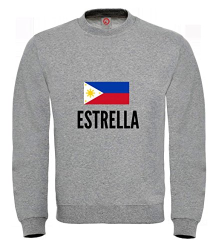 Felpa Estrella city Gray