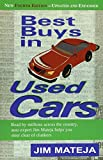 img - for Best Buys in Used Cars by Jim Mateja (2001-11-28) book / textbook / text book