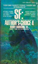 SF: Authors' Choice 4 by Brian W.…