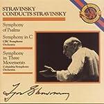Stravinsky Conducts Stravinsky: Symph...