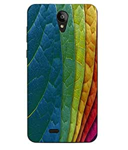 Case Cover Gun Printed Multicolor Soft Back Cover For Swipe Konnect Plus