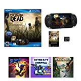 Amazon Exclusive Holiday Walking Dead Vita Bundle