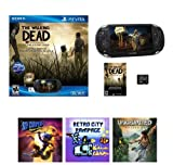 Image of Amazon Exclusive Holiday Walking Dead Vita Bundle