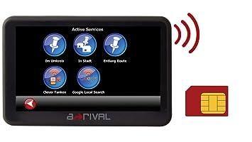 A-Rival NAV-PNC50 GPS Noir