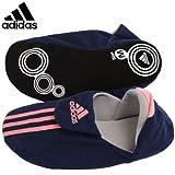 10-Q3 adidas(アディダス) 03 ロッカールームソックスウォーム NNVY/マジックPN