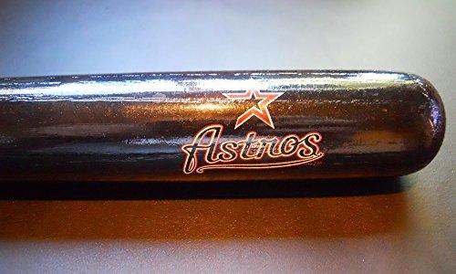 "Houston Astros Official 18"" Mini Wood Baseball Bat"