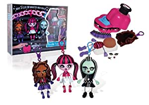 Imc Toys - Fabrica Tu Monster 3 D  Monster High 43-870192