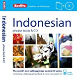 Berlitz Indonesian Phrase Book & CD (Indonesian Edition)