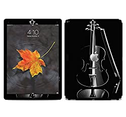 Theskinmantra Poised Guitar SKIN/STICKER/VINYL for Apple Ipad Pro Tablet 9 inch