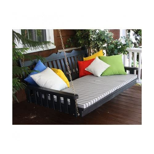 ... Co. Royal English Big Porch Swing Daybed : Patio, Lawn & Garden