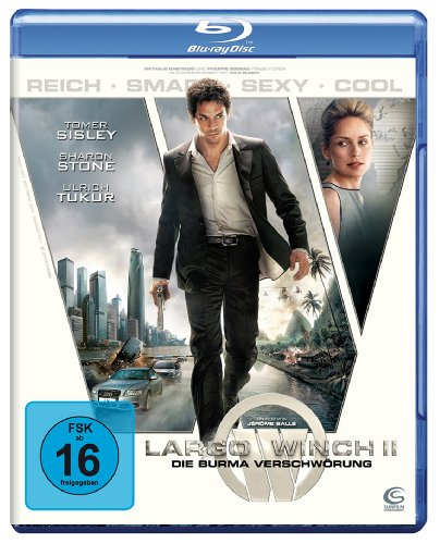 Largo Winch 2 - Die Burma-Verschwörung (Single Edition) [Blu-ray]