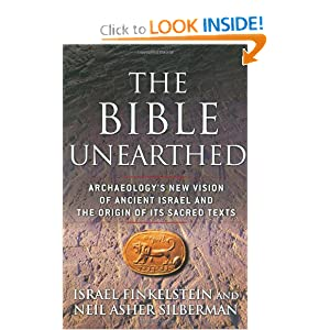 The Bible Unearthed - Neil Asher Silberman
