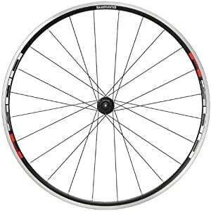 700c REAR QR Shimano WHR501R Rear Cassette ALL BLACK Road Bicycle Cycling Wheel