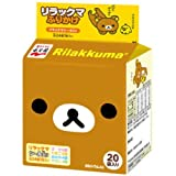 Nagatanien Rilakkuma FURIKAKE | Rice Seasoning | 50g ( 20 Pcs ) [ Japanese Import ]