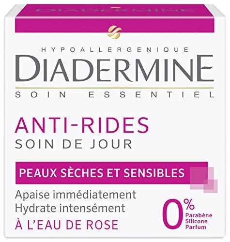 Diadermine - Crema Antirughe ad alta tolleranza Day - 50ml