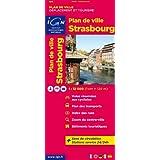 Plan de ville - Strasbourg