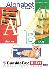 Alphabet, Phonics & Fun