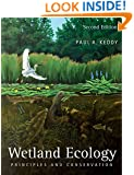 Wetland Ecology: Principles and Conservation