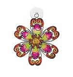 Regal Art and Gift Sun Catcher, Purple Flower