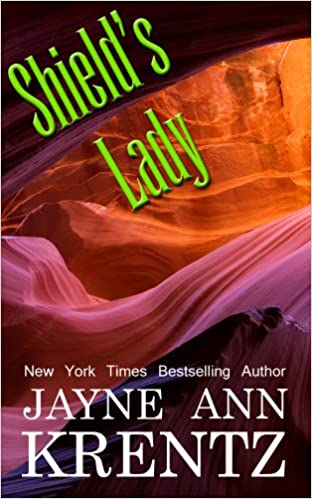 Shield's Lady by Jayne Ann Krentz, Amanda Glass