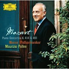 Mozart: Piano Concerto No.12 in A, K.414 - 1. Allegro