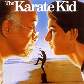 Karate Kid Your The Best Song