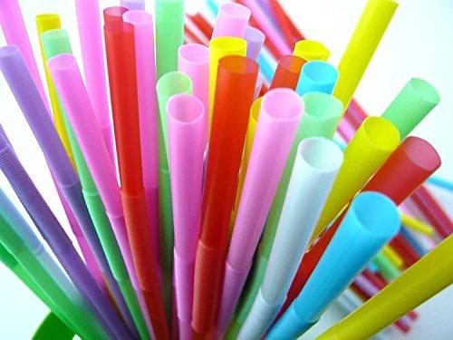 one-time-molding-straws-juice-milk-tea-straws100pc