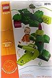 LEGO Duplo Explore Alligator 3511 by LEGO