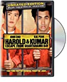 Harold & Kumar Escape From Guantanamo Bay [DVD] [2008] [Region 1] [US Import] [NTSC]
