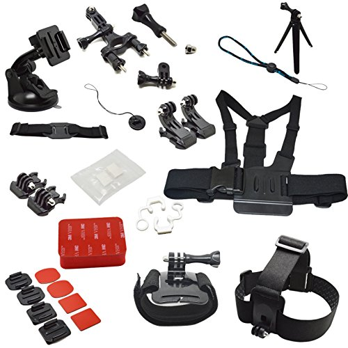 SENHAI Camera Replacement kits for Gopro Digital Hero 4 3+ 3 2 1 Accessory Using In Climbing Running Riding Rowing Diving Camping Surfing Bike Swimming