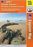 South Devon, Brixham to Newton Ferrers (OS Explorer Map)