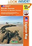 South Devon, Brixham to Newton Ferrer...