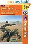 South Devon 1 : 25 000 (OS Explorer Map)