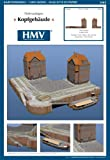 HMV 3465 Papermodel Port Facility - Office Building