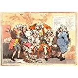 Amputation, by Thomas Rowlandson (V&A Custom Print)