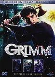 Grimm (1ª-3ª temporada) [PACK DVD] España. Ya en pre-venta AQUI al mejor precio