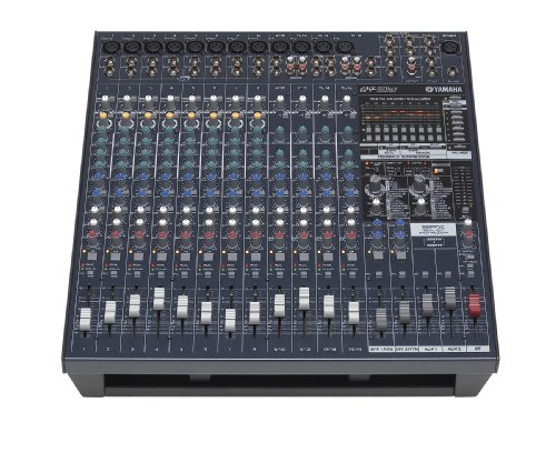 Yamaha EMX5016CF 16 Input Powered Mixer  Dual