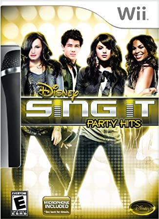 Disney Sing It: Party Hits with Microphone