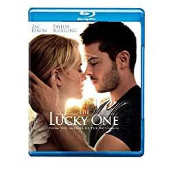 The Lucky One (Movie only+UltraViolet) [Blu-ray]