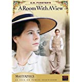 Masterpiece Theatre: Room With a View ~ Elizabeth McGovern