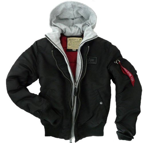 Alpha Industries MA1 D-Tec Hooded