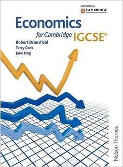 Economics For Cambridge IGCSE First Edition